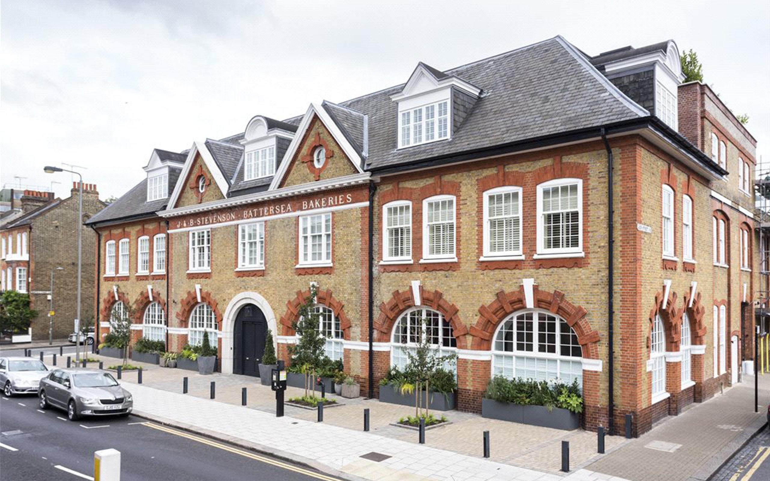 Parkgate House, Battersea